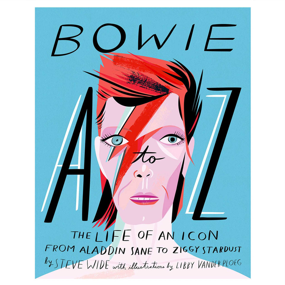 jazz, performance, David Bowie, rock legend, trivia, knowledge, bowie fan, illustrated, tribute, ziggy stardust