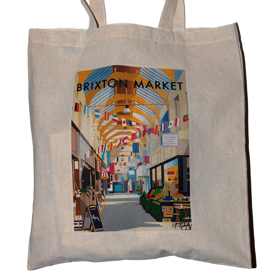 Brixton Village Tote Bag