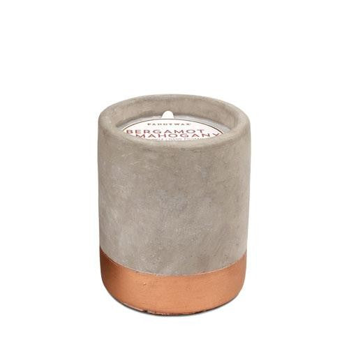 Urban Scented Candle in Concrete Vessel