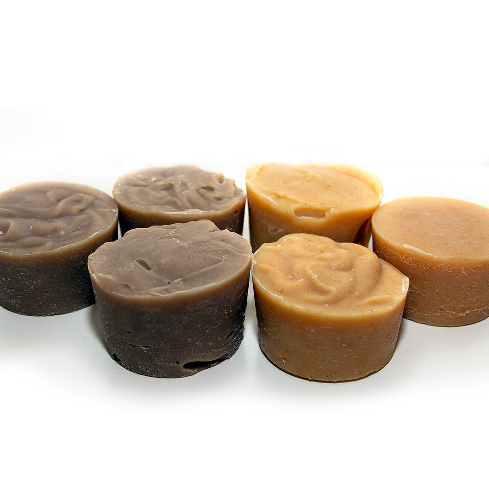 Pure Goodness Shampoo Bars - Zero Waste