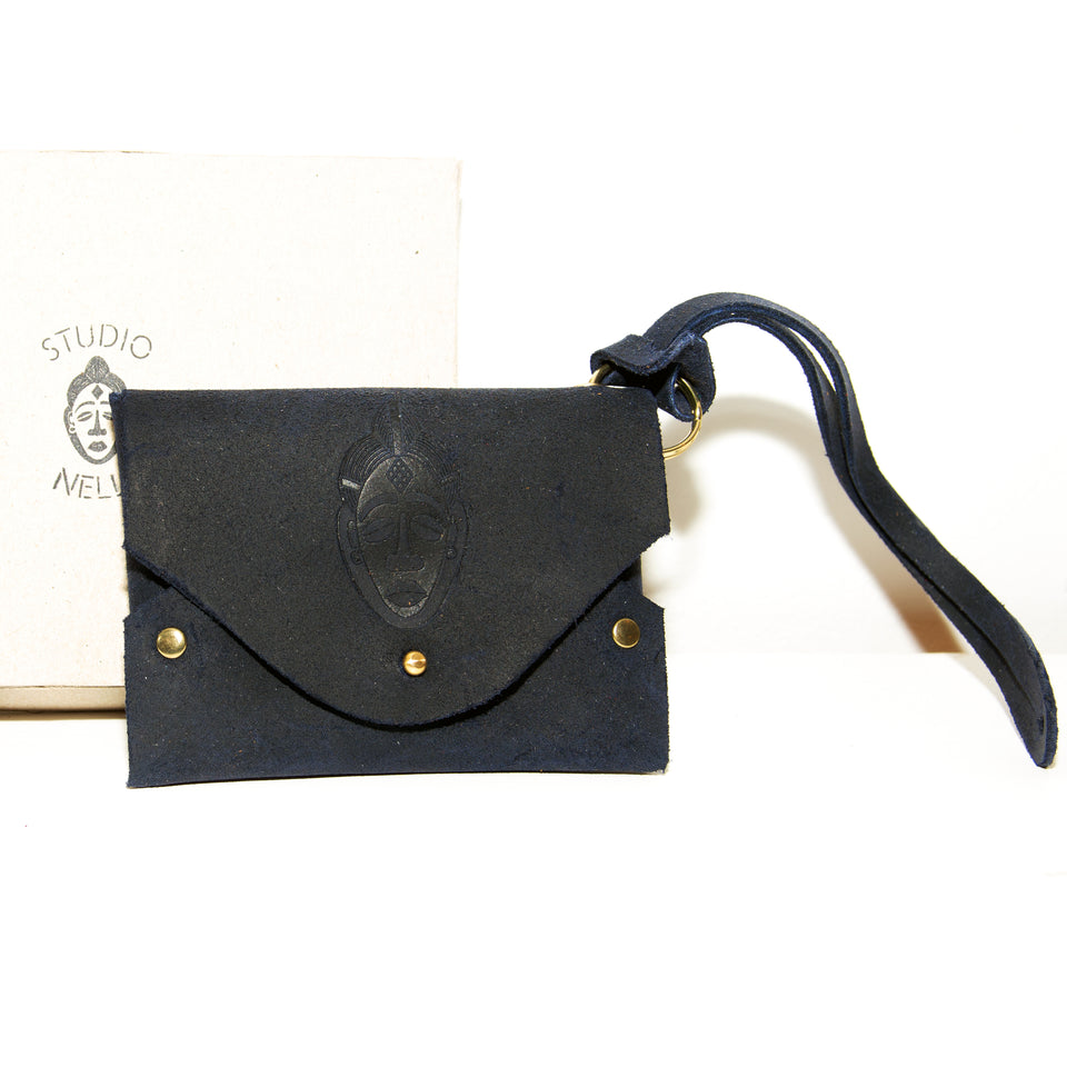 Handmade Leather Coin Purse