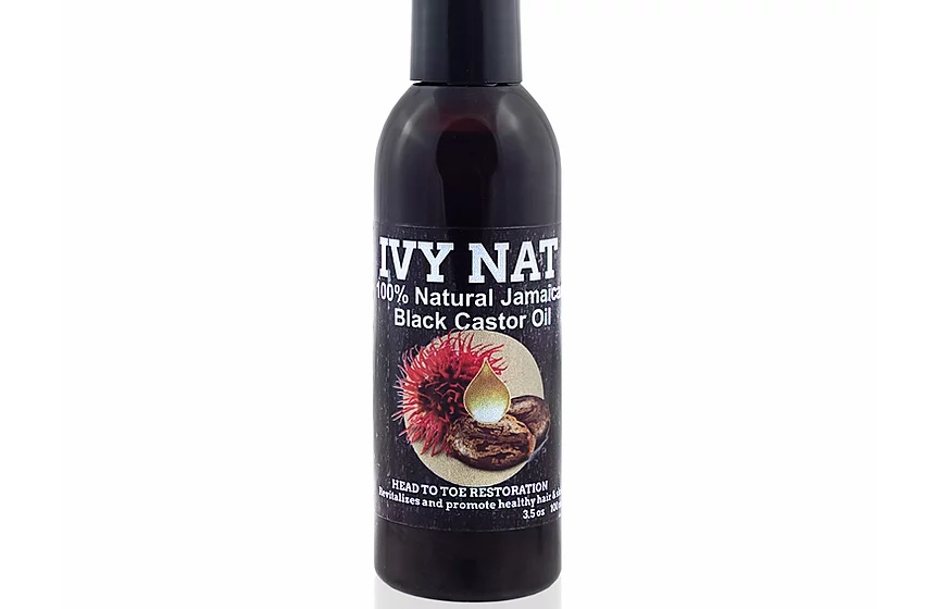 Ivy Nat Jamaican Black Castor Oil