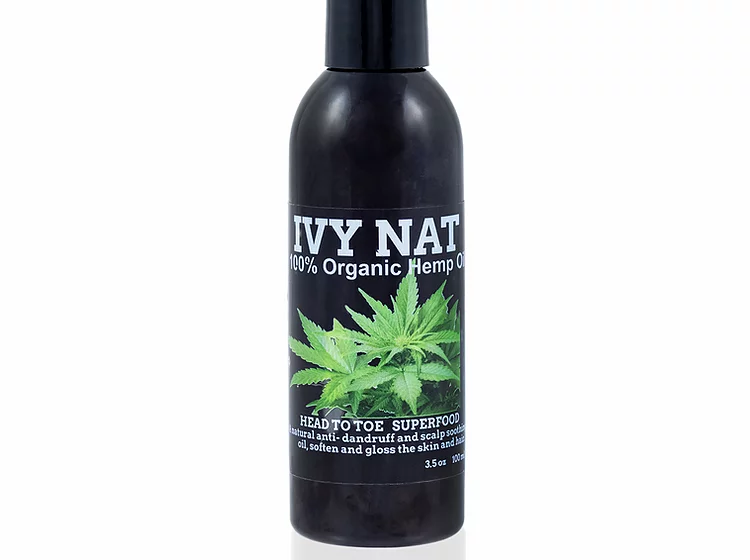 Ivy Nat Organic Hemp Oil