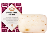 Nubian Heritage Goats Milk and Chai Soap