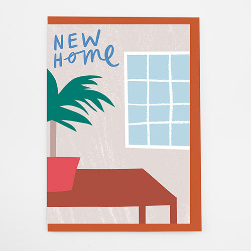 New Home Window Card
