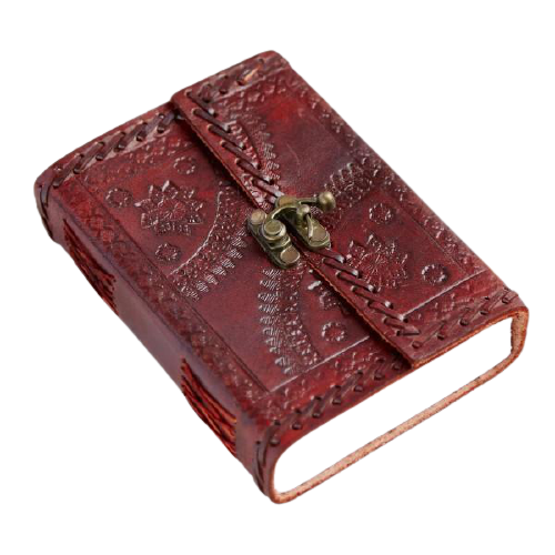 Indra Stitched Embossed Journal