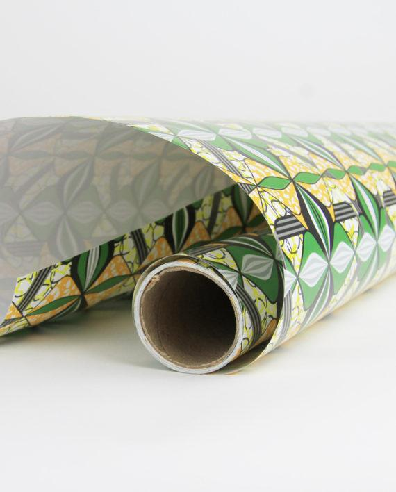 African Print Gift Wrapping Paper (3 Metre)