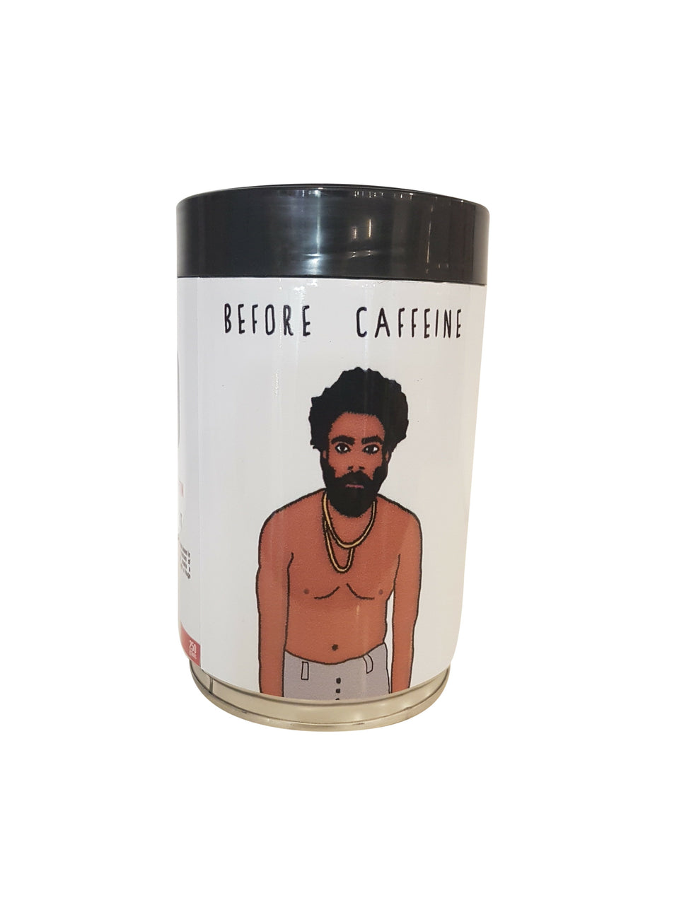 This Is A Coffee Tin