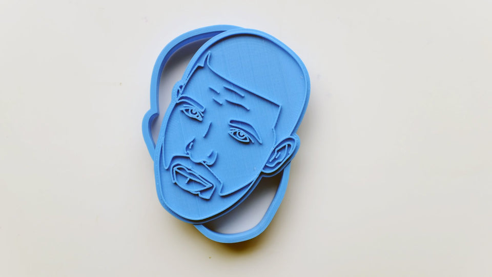 Drake Bake Cookie Cutter