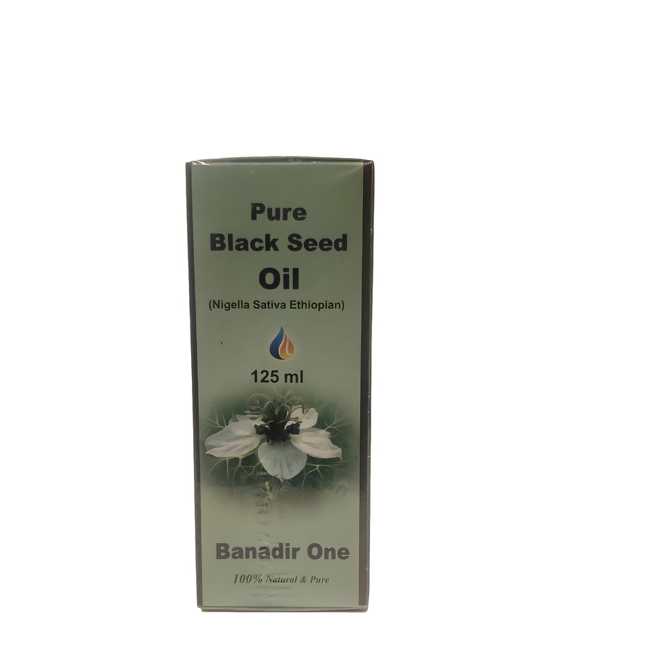 Ethiopian Black Seed Oil