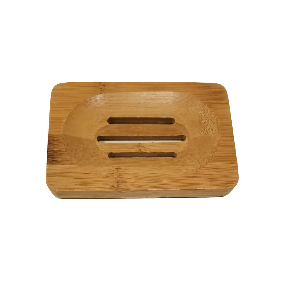 Sustainable Bamboo Soap Dish