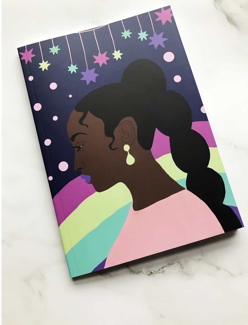 Cosmic Babe Notebook