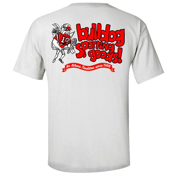 Bulldog Sporting Goods Collector Comfort Color T-shirt