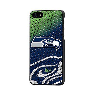Seatte Seahawks iPhone 5 or 5S Hard Phone Cover Protector Case Durable Plastic
