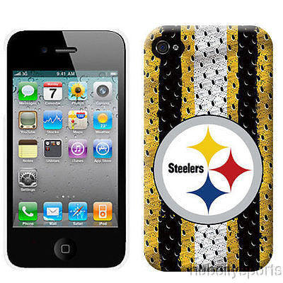 Pittsburgh Steelers iPhone 5 Hard Phone Cover Protector Case Durable Plastic