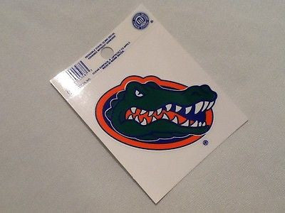 Florida Gators Static Cling Sticker NEW!! Window or Car!