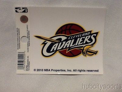 Cleveland Cavaliers Small Static Window Cling