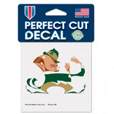 Notre Dame Fighting Irish Retro Logo Die Cut Decal Stickers Perfect Cut 3x3 inches