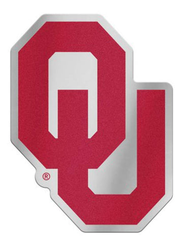 Oklahoma Sooners Logo Auto Badge Decal Sticker NEW Truck Car