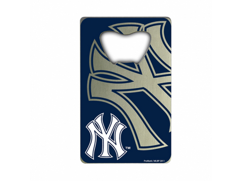 New York Yankees Credit Card Style Bottle Opener MLB NEW!! Free Shipping!!!
