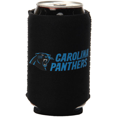 Carolina Panthers Can Koozie Holder Free Shipping! NEW! Collapsible