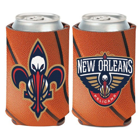 New Orleans Pelicans Can Koozie Holder Free Shipping! NEW! Collapsible Zion