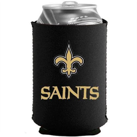 New Orleans Saints Can Koozie Holder Free Shipping! NEW! Collapsible