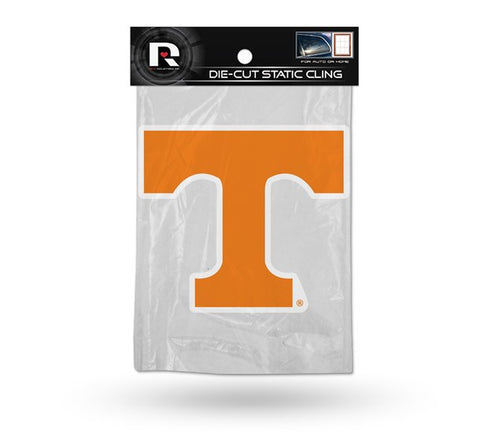 Tennessee Volunteers Die Cut Static Cling Decal Sticker 5 X 5 NEW!! Car Window
