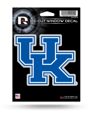 "Kentucky Wildcats 5"" x 6"" Die-Cut Decal"