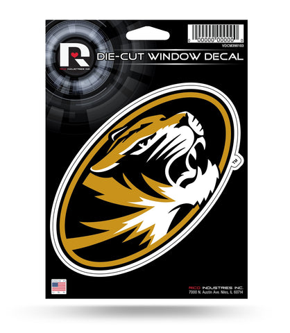 Missouri Tigers Die Cut Decal NEW!! 5 X 5 Window, Car or Laptop!