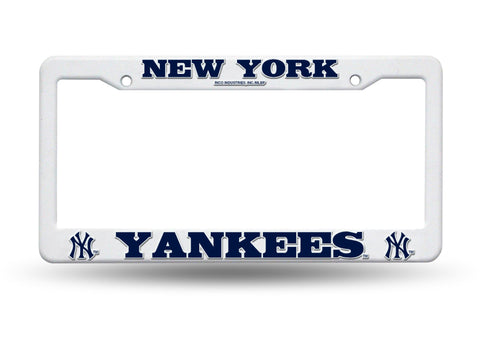 New York Yankees License Plate Cover Frame NEW!!