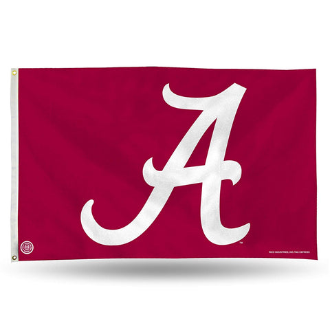 Alabama Crimson Tide Banner Flag NEW! 3x5 Feet Free Shipping!