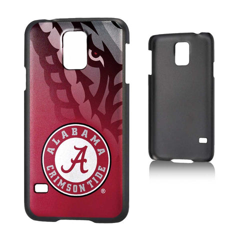 Alabama Crimson Tide Samsung Galaxy S5 Phone Hard Case Durable Plastic