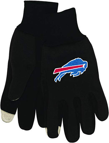 Buffalo Bills Technology Gloves NEW! NFL
