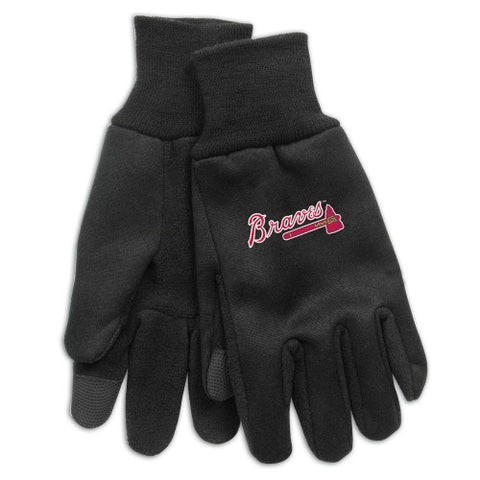 Atlanta Braves Technology Gloves NEW! MLB