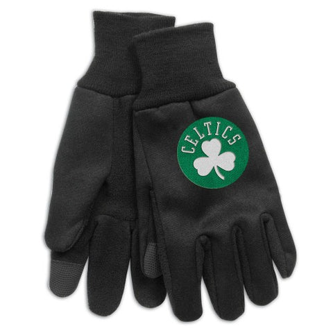 Boston Celtics Technology Gloves NEW!
