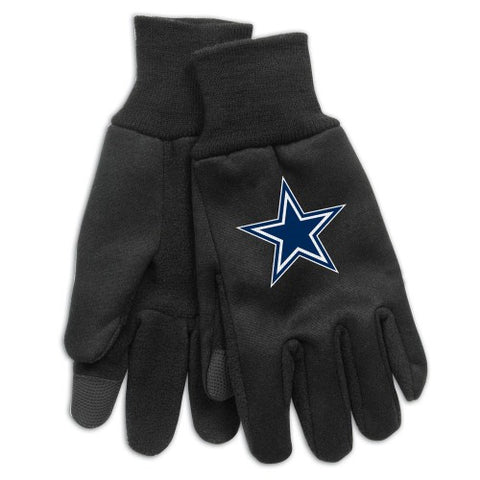 Dallas Cowboys Technology Gloves NEW! NFL