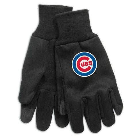 Chicago Cubs Technology Gloves NEW! MLB