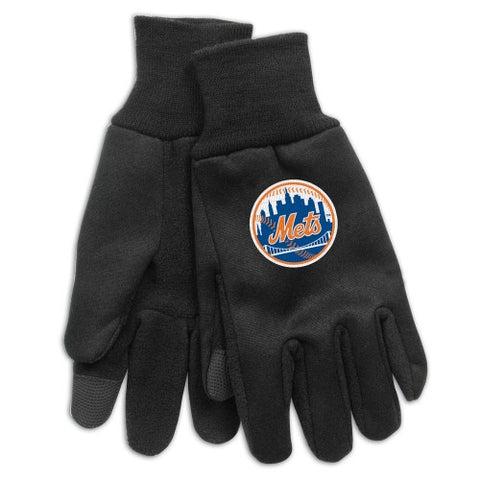 New York Mets Technology Gloves NEW! MLB