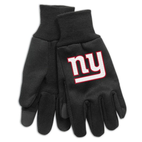 New York Giants Technology Gloves NEW! NFL