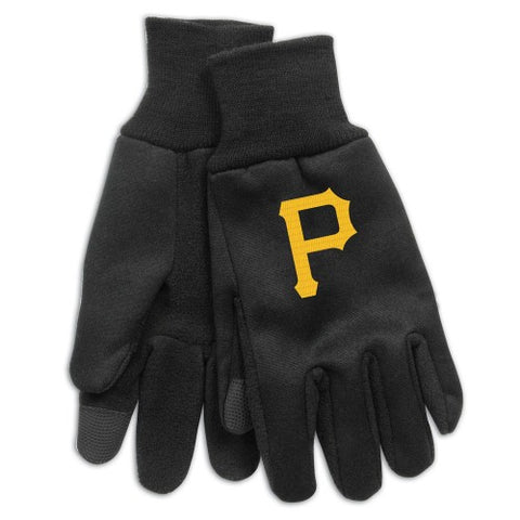 Pittsburgh Pirates Technology Gloves NEW! MLB