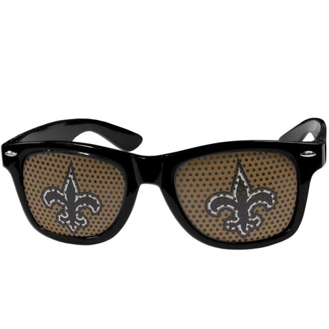 New Orleans Saints Gameday Sunglassess Shades NEW!! Black NFL