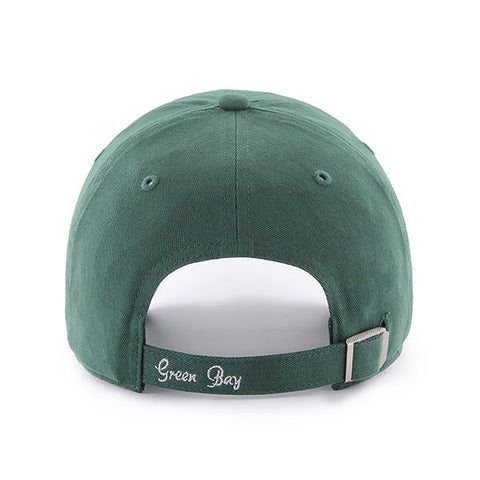 Green Bay Packers Hat Women s Sparkle NEW  47 Brand – Hub City Sports 098734ec5