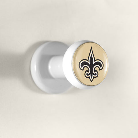New Orleans Saints Hat Pegz 3 Pack Hat Hanger Holder Display NEW!