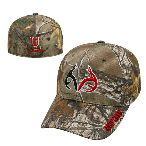Louisiana Ragin Cajuns Hat NEW Real Tree Top of the World