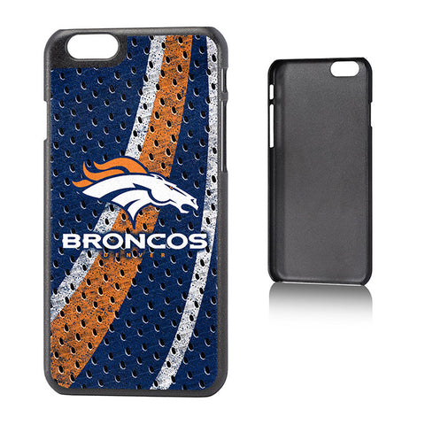 Denver Broncos iPhone 6 Phone Hard Case Durable Plastic NFL New!!