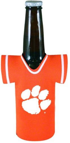 Clemson Tigers Neoprene Bottle Jersey Koozie Beer Holder
