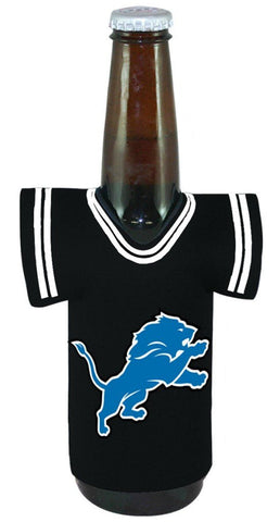 Detroit Lions NFL Neoprene Bottle Jersey Koozie Beer Holder