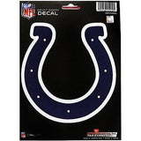Indianapolis Colts Logo Die Cut Decal NEW!! 5 X 5 Window, Car or Laptop!