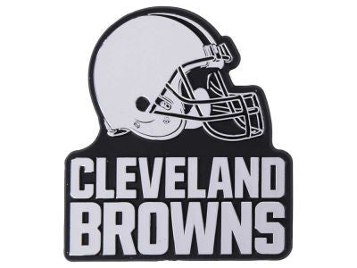 Cleveland Browns Logo 3D Chrome Auto Emblem NEW!! Truck or Car! Rico